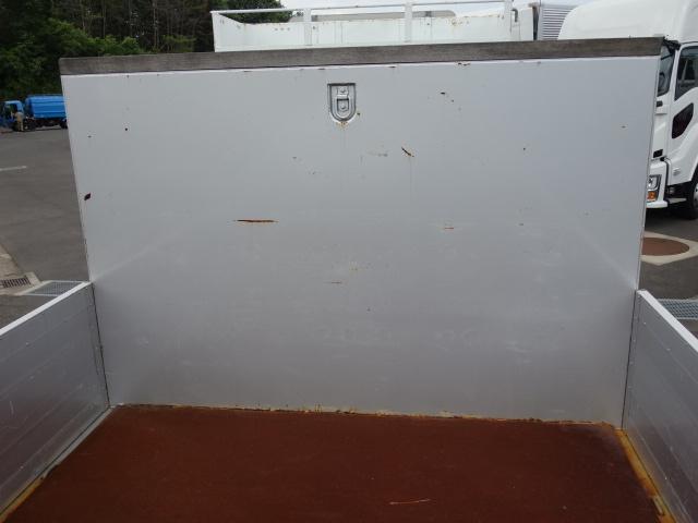 三菱 H26 ファイター  アルミブロック エアサス 画像14