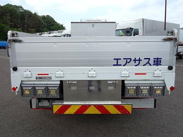 三菱 H26 ファイター  アルミブロック エアサス 画像7