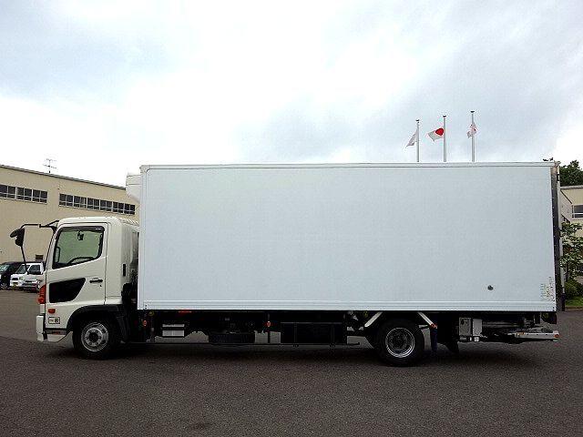 いすゞ H25 レンジャー 6600ワイド 低温冷凍車 格納PG 画像5