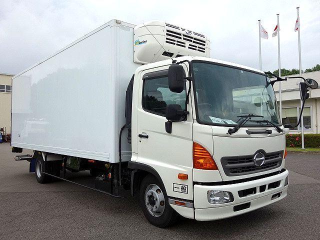 いすゞ H25 レンジャー 6600ワイド 低温冷凍車 格納PG 画像3
