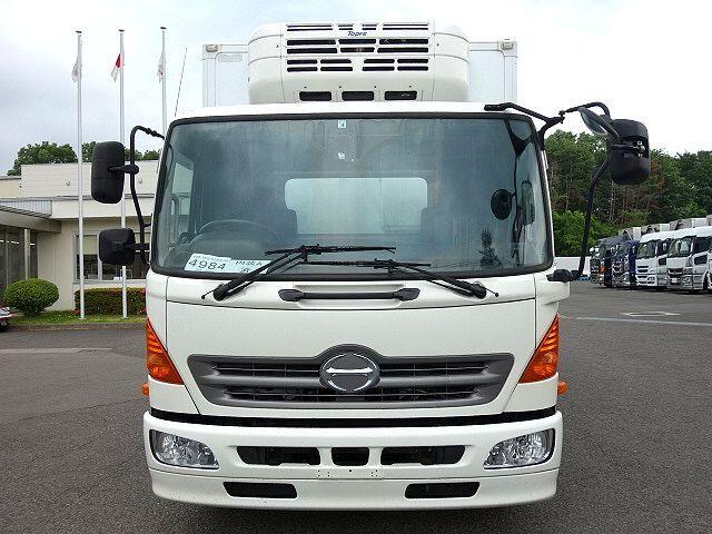 いすゞ H25 レンジャー 6600ワイド 低温冷凍車 格納PG 画像2