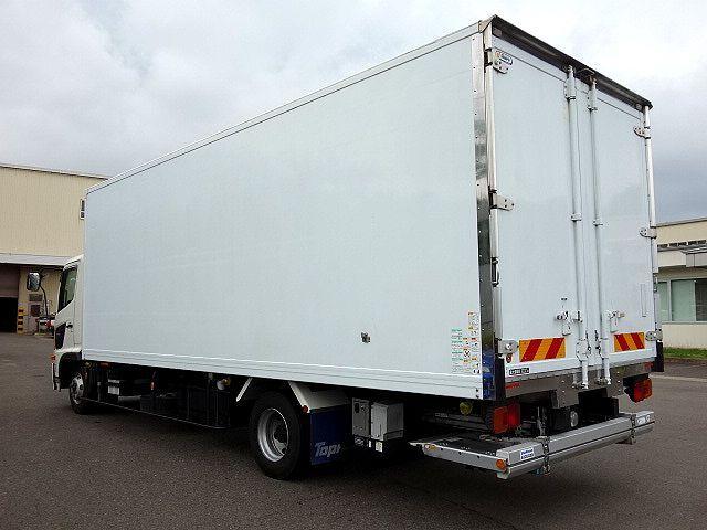 いすゞ H25 レンジャー 6600ワイド 低温冷凍車 格納PG 画像6