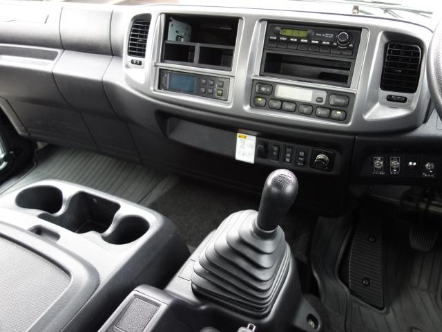 いすゞ H25 レンジャー 6600ワイド 低温冷凍車 格納PG 画像23