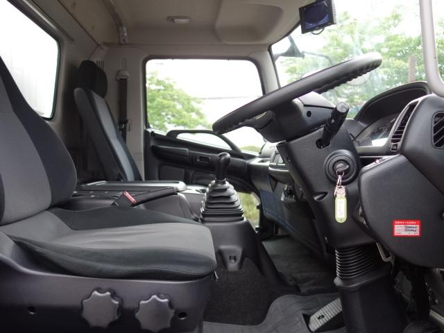 いすゞ H25 レンジャー 6600ワイド 低温冷凍車 格納PG 画像20
