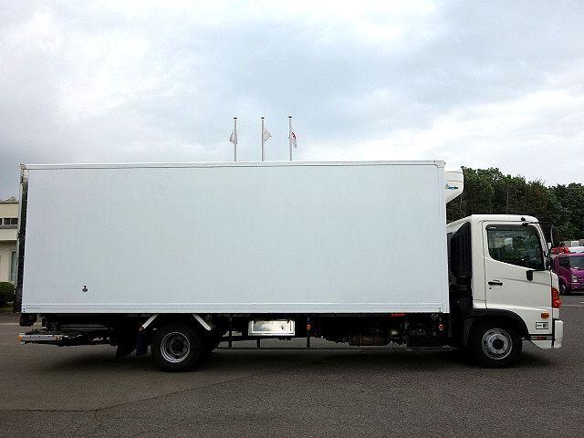 いすゞ H25 レンジャー 6600ワイド 低温冷凍車 格納PG 画像4