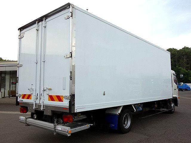 いすゞ H25 レンジャー 6600ワイド 低温冷凍車 格納PG 画像8