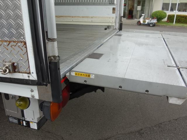 いすゞ H25 レンジャー 6600ワイド 低温冷凍車 格納PG 画像15