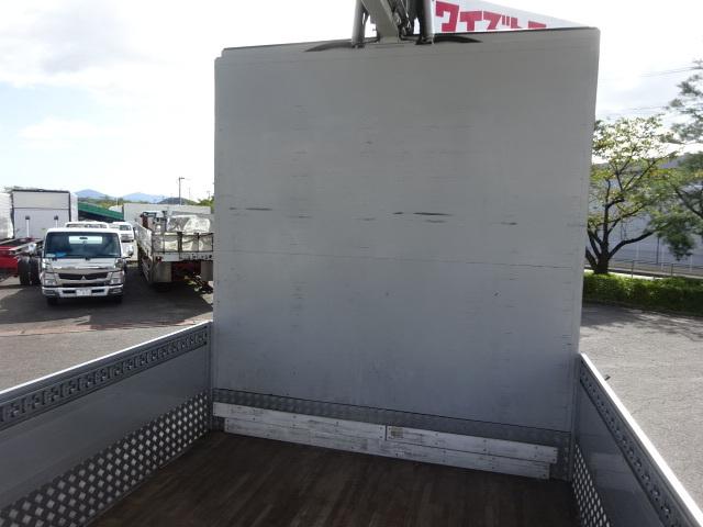 三菱 H27 スーパーグレート ハイルーフ アルミウィング PG 画像17
