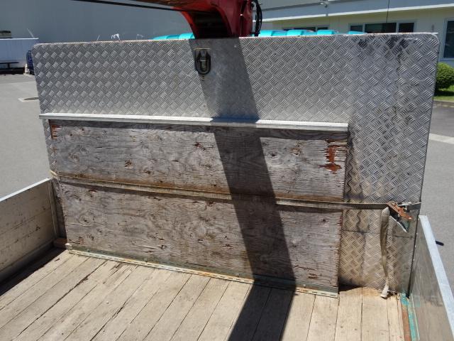 三菱 H25 ファイター 増トン ワイド アルミブロック 4段クレーン 画像16