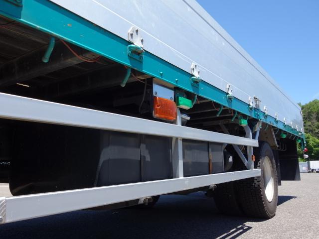 三菱 H25 ファイター 増トン ワイド アルミブロック 4段クレーン 画像18