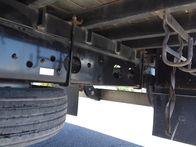 三菱 H25 ファイター 増トン ワイド アルミブロック 4段クレーン 画像19