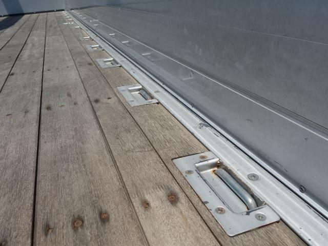 日野 H27 レンジャー セミワイド 4段クレーン エアサス 角足 画像16