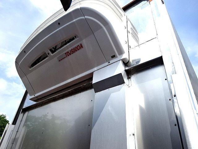 三菱 H23 ファイター 低温冷凍ウィング 画像12