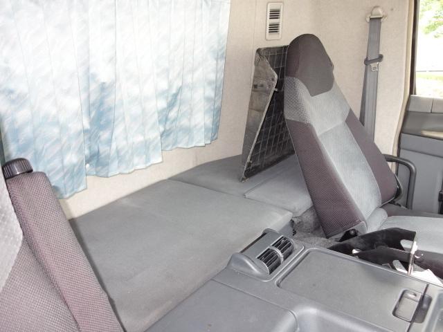 三菱 H20 スーパーグレート 4軸低床 アルミウィング 融雪仕様 画像33