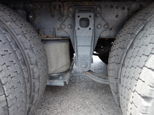 三菱 H20 スーパーグレート 4軸低床 アルミウィング 融雪仕様 画像23