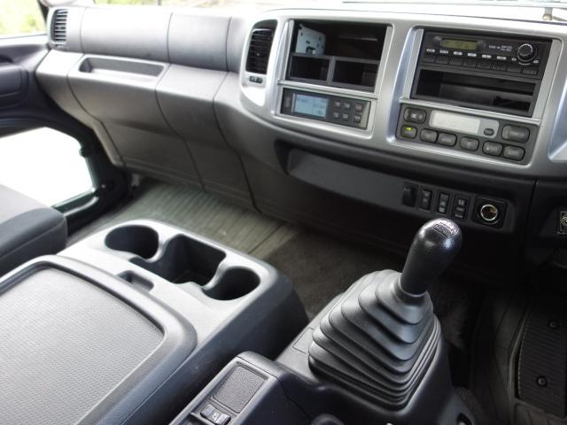 日野 H25 レンジャー 6600ワイド 低温冷凍車 PG 画像26