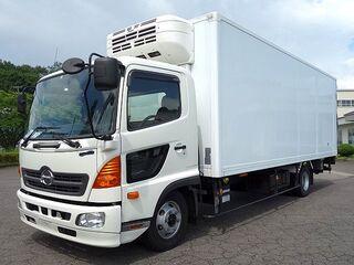 H25 レンジャー 6600ワイド 低温冷凍車 PG