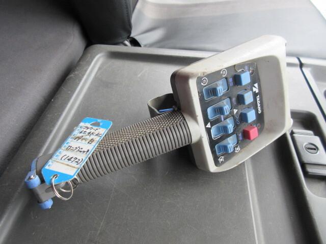 いすゞ H19 フォワード ハイジャッキ セルフ4段クレーン 車検付 画像23