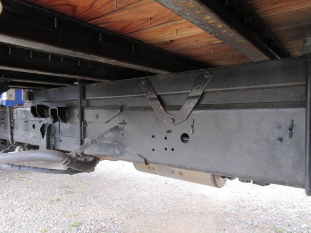 いすゞ H19 フォワード ハイジャッキ セルフ4段クレーン 車検付 画像12