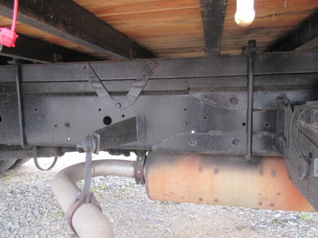 いすゞ H19 フォワード ハイジャッキ セルフ4段クレーン 車検付 画像10