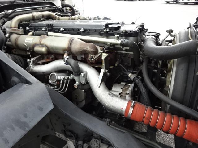 三菱 H25 ファイター 増トン ワイド 低温冷凍車 画像19