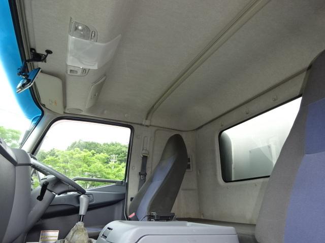 三菱 H25 ファイター 増トン ワイド 低温冷凍車 画像25
