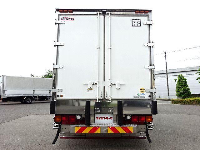 三菱 H25 ファイター 増トン ワイド 低温冷凍車 画像8