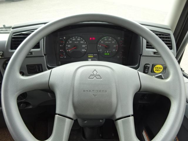 三菱 H25 ファイター 増トン ワイド 低温冷凍車 画像21