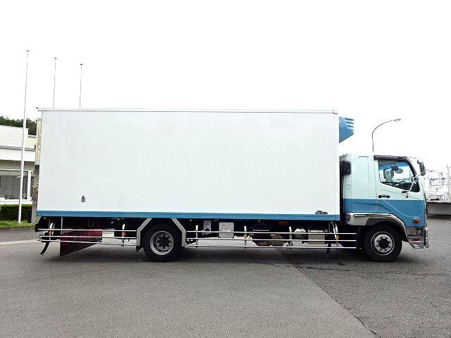 三菱 H25 ファイター 増トン ワイド 低温冷凍車 画像6