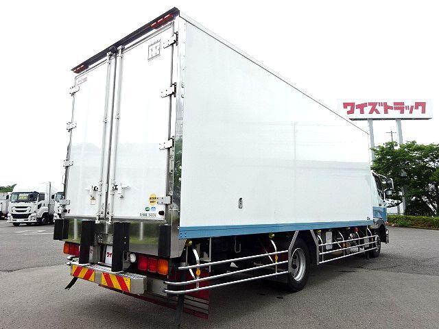 三菱 H25 ファイター 増トン ワイド 低温冷凍車 画像7
