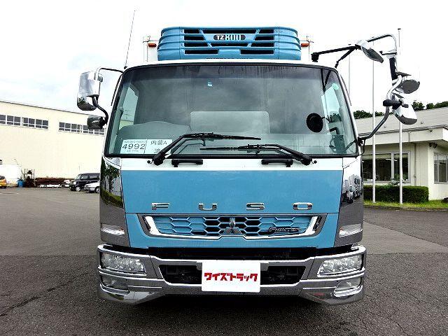 三菱 H25 ファイター 増トン ワイド 低温冷凍車 画像2