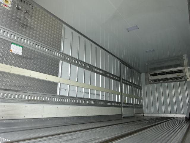三菱 H25 ファイター 増トン ワイド 低温冷凍車 画像11