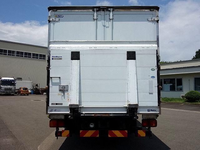 日野 H25 レンジャー 6600ワイド 低温冷凍車 PG付 画像7