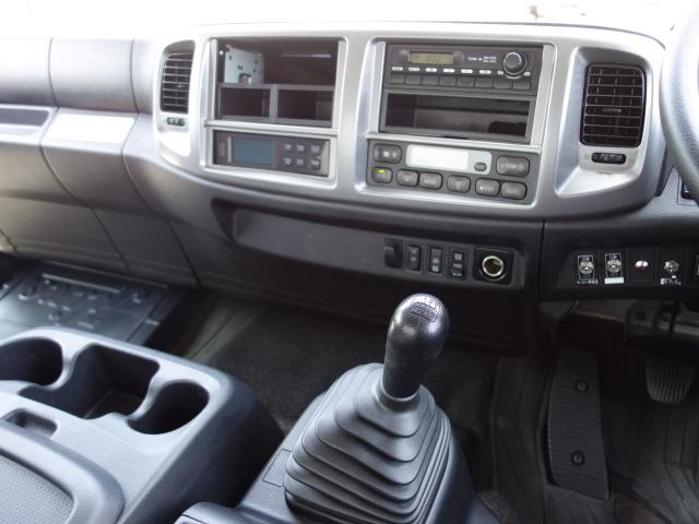日野 H25 レンジャー 6600ワイド 低温冷凍車 PG付 画像24