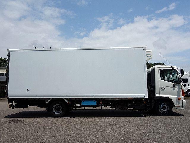 日野 H25 レンジャー 6600ワイド 低温冷凍車 PG付 画像5