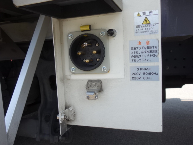 いすゞ H28 フォワード 低温冷凍車 エアサス 格納PG 車検付 画像24