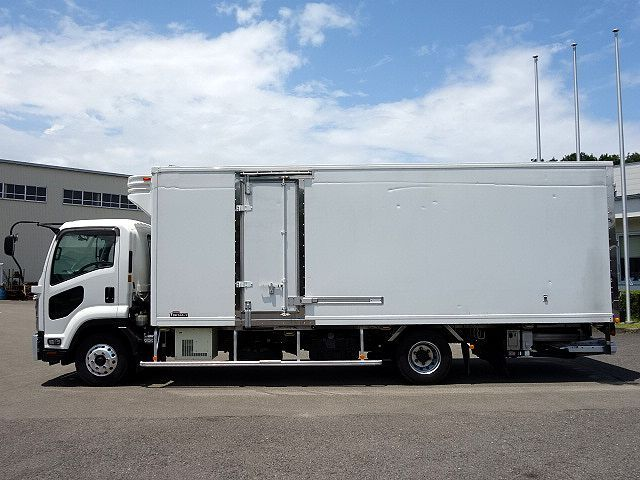 いすゞ H28 フォワード 低温冷凍車 エアサス 格納PG 車検付 画像4