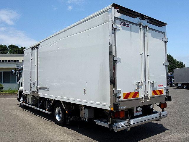 いすゞ H28 フォワード 低温冷凍車 エアサス 格納PG 車検付 画像6