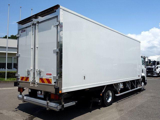 いすゞ H28 フォワード 低温冷凍車 エアサス 格納PG 車検付 画像8
