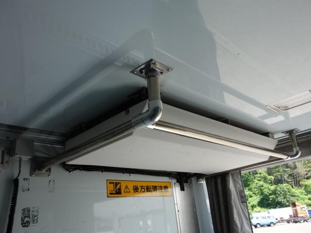 いすゞ H28 フォワード 低温冷凍車 エアサス 格納PG 車検付 画像16