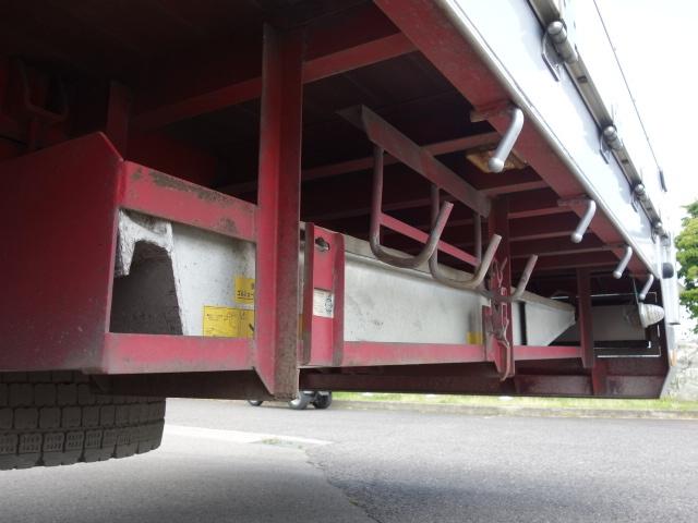 三菱 H27 スーパーグレート セルフ 3段クレーン 車検付 画像23