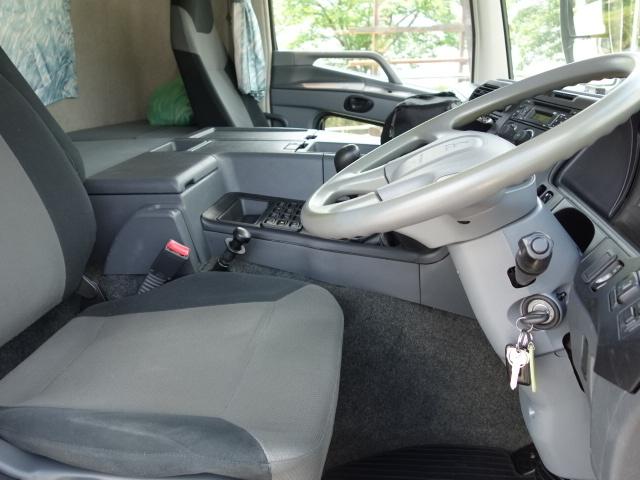 三菱 H27 スーパーグレート セルフ 3段クレーン 車検付 画像25