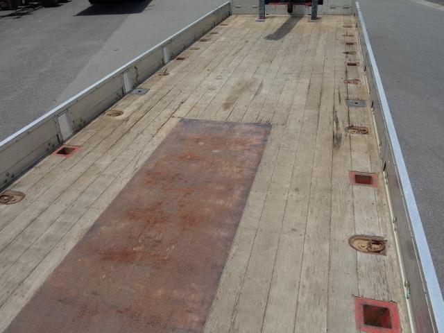 三菱 H27 スーパーグレート セルフ 3段クレーン 車検付 画像14