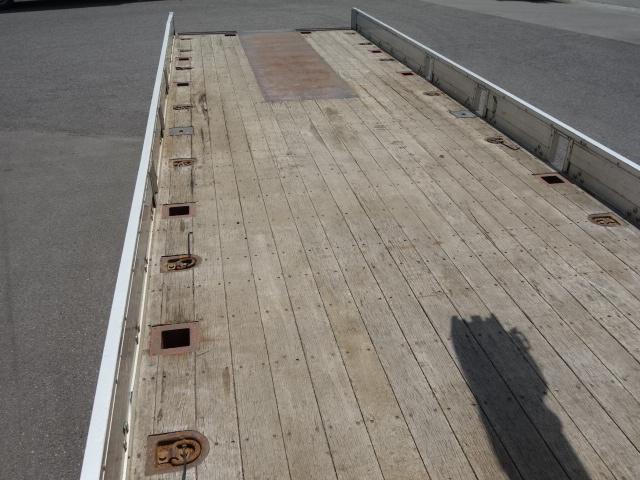 三菱 H27 スーパーグレート セルフ 3段クレーン 車検付 画像15