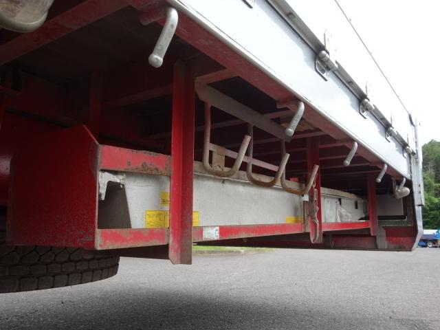 三菱 H28 スーパーグレート セルフ 3段クレーン 車検付 画像25