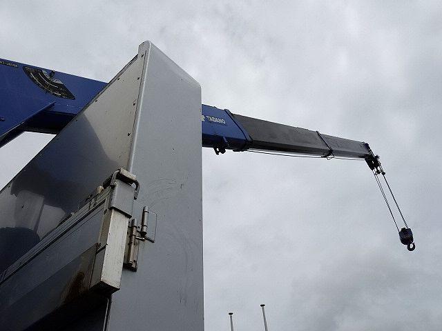 三菱 H28 スーパーグレート セルフ 3段クレーン 車検付 画像13