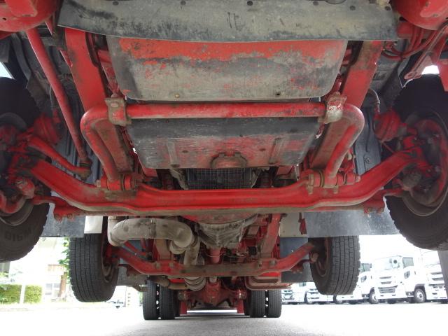 三菱 H28 スーパーグレート セルフ 3段クレーン 車検付 画像19
