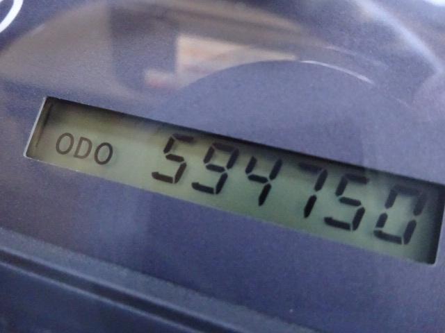 いすゞ H27 ギガ 4軸低床冷凍ウィング 画像24