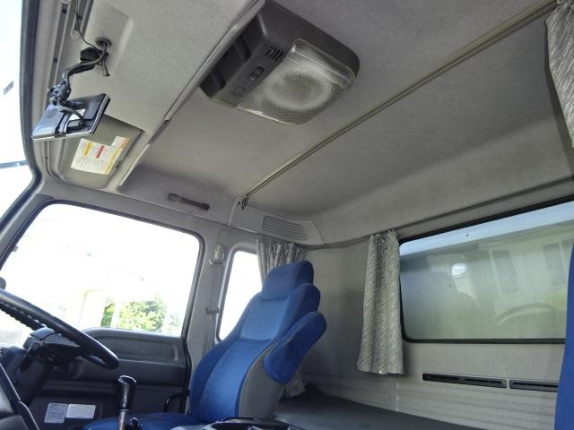 いすゞ H27 ギガ 4軸低床冷凍ウィング 画像27