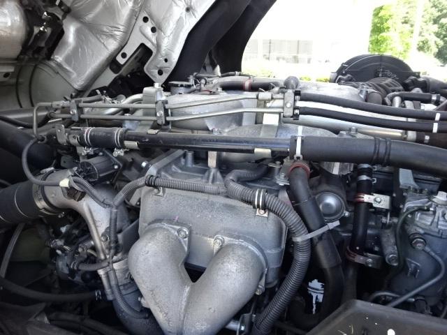 いすゞ H27 ギガ 4軸低床冷凍ウィング 画像20